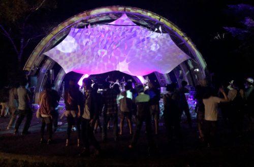 秘境祭2019のステージ