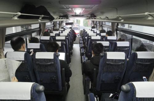 通勤シャトルバス